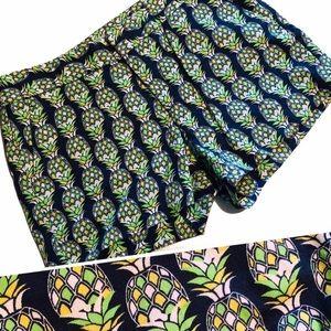 Banana Republic Pineapple Booty Shorts